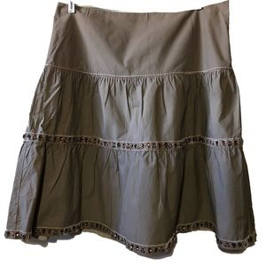 Plus size 18 Old Navy skirt Low waist